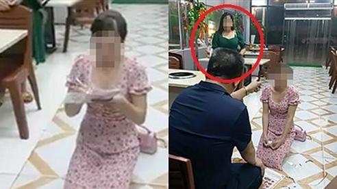 Vụ cô gái trẻ quỳ khóc nức nở ở Bắc Ninh vì chê đồ ăn không vệ sinh: Người đi cùng nạn nhân tiết lộ gì?