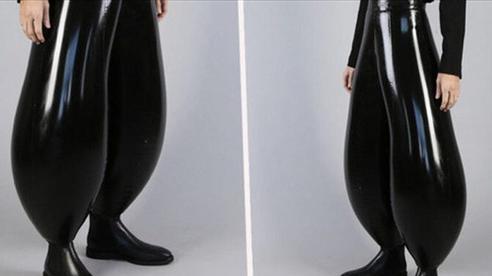 Siêu phẩm quần 'bóng bay xinh' 45 triệu đồng nhưng không được mặc ra đường