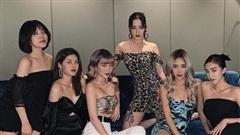 Vắng Quỳnh Anh Shyn, hội bạn của Chi Pu kết nạp thành viên mới: Thì ra cũng là 'nàng thơ' đình đám Vbiz?
