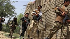 Giao tranh giữa quân đội Afghanistan và Taliban gây nhiều thương vong