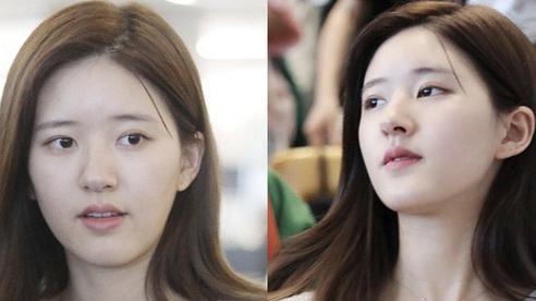 Cbiz xuất hiện nữ thần mặt mộc thế hệ mới: 'Thánh nữ xuyên không' Triệu Lộ Tư gây bão tại sân bay vì đẹp không tì vết