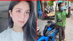 Hot girl Sài Thành khiến dân mạng cảm động khi giúp đỡ tận tình chú xe ôm khắc khổ