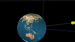 Tiểu hành tinh 'im hơi lặng tiếng' bay qua Trái đất, 6 tiếng sau mới phát hiện ra