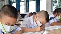 Quy định của Sở GD-ĐT khi năm học mới bắt đầu: Học sinh đeo khẩu trang trong lớp học và đảm bảo giãn cách