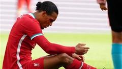Liverpool chật vật hòa đội bóng 'chiếu dưới'