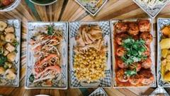 Hà Nội không thiếu hàng buffet chay ngon rẻ: cầm 100k là ăn tẹt ga đến 60 món
