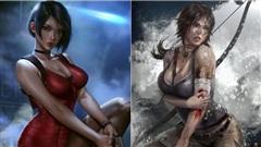 Top những nữ chính nóng bỏng, gợi cảm nhất lịch sử game thế giới khiến game thủ 'chảy máu mũi' khi chơi