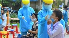 Nam công nhân mắc Covid-19 ở Đà Nẵng là F1 của 3 đồng nghiệp, tiếp xúc với rất nhiều người