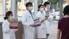 Bác sĩ Hàn Quốc đình công giữa đại dịch, vì sao?