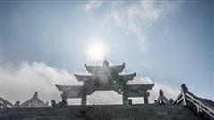 Vu Lan lại về trên đỉnh thiêng của Sa Pa