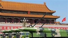 Chiến hạm Mỹ tiếp cận nơi PLA tập trận: Trung Quốc có ý gì khi bắn 2 tên lửa từ đất liền ra biển Đông?