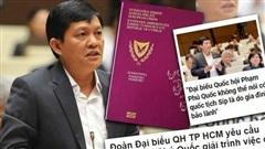 Đằng sau 'quốc tịch đảo Síp' của ông Phạm Phú Quốc là gì?