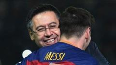 Chủ tịch Bartomeu và những trò lố khiến Messi quyết định dứt áo rời Barca