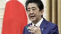 Thủ tướng Nhật Bản Shinzo Abe quyết định từ chức