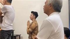 Sau 1 ngày 'chiến đấu' căng thẳng với vợ cũ Âu Hà My, Trọng Hưng lại xuất hiện trong hoàn cảnh khiến dân tình bất ngờ