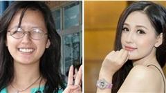 Hoa hậu Mai Phương Thuý thời học cấp 3: Chiều cao khủng, nhan sắc mộc mạc 'ngố tàu', info được truy tìm nhiều nhất trên các diễn đàn trường Phan