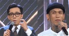 Trấn Thành gây tranh cãi khi đưa ra nhận định về hình xăm trong 'Rap Việt', khán giả phản bác: 'Bớt nói đạo lý lại'