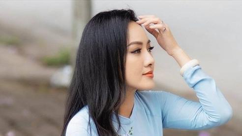 BTV Hoài Anh gây thương nhớ bởi nhan sắc không khác gì gái 20