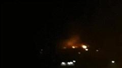 NÓNG: Syria bị tấn công tên lửa, đã có binh sĩ tử vong