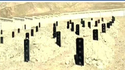 Xuất hiện 35 ngôi mộ chôn cất lính Trung Quốc tử vong trong xung đột biên giới với Ấn Độ?