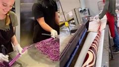 Thử 'đột nhập' nhà máy kẹo ở nước ngoài để xem cách người ta làm ra hàng nghìn sản phẩm mỗi ngày