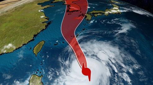 Tây Thái Bình Dương xuất hiện cơn bão mạnh: Nó có khả năng tấn công những nước nào?