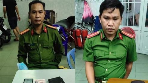 Vụ giả cảnh sát vào nhà dân đọc lệnh bắt người: 2 'hình sự dỏm' đối mặt với án phạt gì?