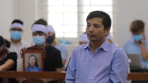 Hà Nội: Án tử hình kẻ giết vợ, chặt xác phi tang xuống sông Đuống