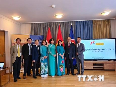 Phái đoàn thường trực Việt Nam tại Geneva kỷ niệm Quốc khánh 2/9