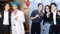 Màn đụng độ khó xử: Lý Phương Châu tình tứ với Hiền Sến, dự cùng sự kiện với Lâm Vinh Hải hậu 4 năm ly hôn