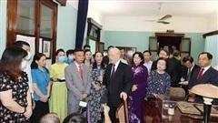 Tổng Bí thư, Chủ tịch nước Nguyễn Phú Trọng: Phải giữ cho được độc lập, tự do của đất nước, bằng bất cứ giá nào