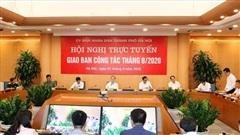 Hà Nội: Tập trung tháo gỡ khó khăn cho doanh nghiệp, cải thiện mạnh mẽ môi trường đầu tư