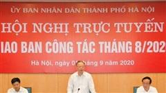 Hà Nội: Chủ tịch phường, xã phải đi kiểm tra thực tế công tác phòng chống dịch Covid-19