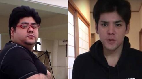 YouTuber Nhật Bản chia sẻ hành trình giảm cân đến 70kg chỉ sau 1 năm, dân mạng trầm trồ vì khả năng 'biến hình' trông không khác gì người mẫu