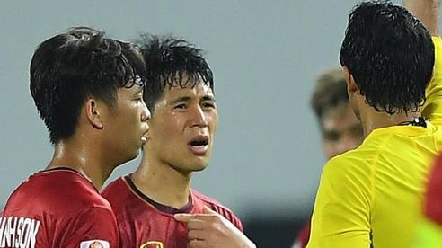 Nỗi đau của Đình Trọng: Cái giá từ sự mạo hiểm của HLV Park Hang-seo và tiếng nói yếu ớt nơi CLB