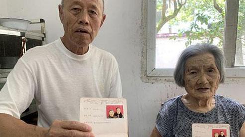 Gặp nhau trong viện dưỡng lão, cụ ông chưa từng có 'mảnh tình vắt vai' quyết định kết hôn với cụ bà 96 tuổi bất chấp cách biệt 23 tuổi