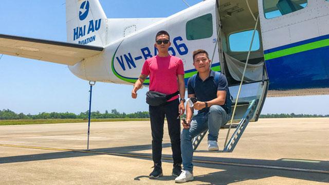 YouTuber bị gắn mác 'giàu ngầm' của Việt Nam: Từng đến 30 quốc gia, mỗi năm đổ hết tiền bạc đi hơn trăm chuyến bay xa xỉ để review