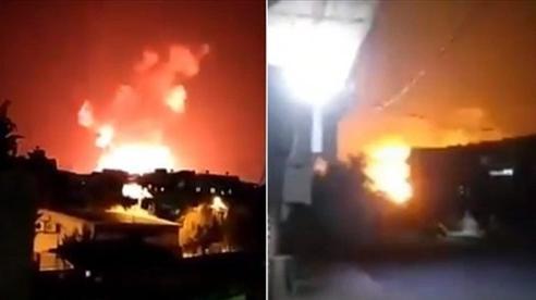 Bốn hệ thống phòng không Syria bị hủy vì đòn của Israel?