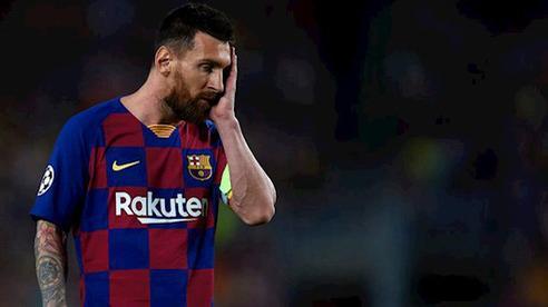 Nhìn thấy nguy cơ thất bại, Messi buộc phải cân nhắc khả năng 'đầu hàng' Barcelona