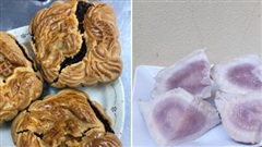 Từ nham thạch đến nhân thịt luộc, bánh Trung Thu của hội ghét bếp sẽ khiến bạn nhớ mãi đến tận kiếp sau!