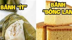 Quen thuộc là vậy, rất nhiều người vẫn không đoán được ý nghĩa thật sự đằng sau cái tên của những loại bánh này