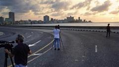 Hình ảnh thủ đô của Cuba bị phong tỏa vì dịch COVID-19