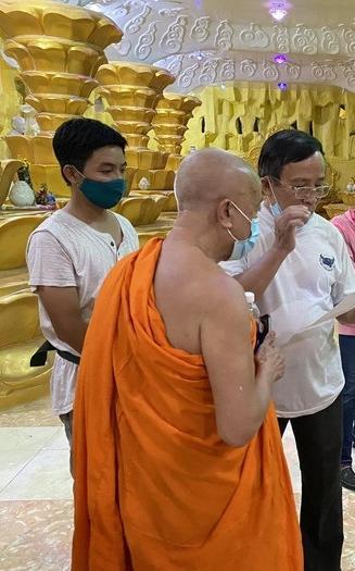 Vụ chùa Kỳ Quang 2 gỡ di ảnh, cất tro cốt của người đã khuất vào xó: Gần 900 hũ tro cốt được niêm phong