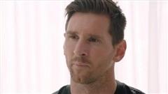 5 chủ đề nóng Messi không nhắc đến sau khi quyết định ở lại Barca