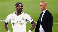 Real Madrid mua Pogba với giá 80 triệu euro