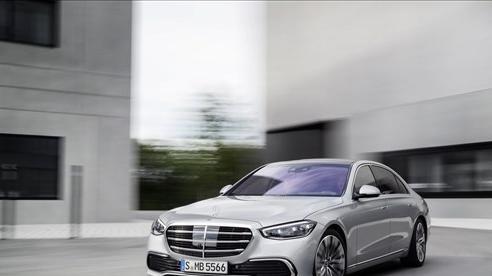 'Sang chảnh' như Mercedes-Benz S-Class mới: Nhà xưởng sản xuất cũng trị giá tới 2,5 tỷ USD