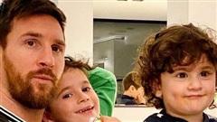 Động thái đầu tiên của Messi trên MXH sau 'phi vụ đào tẩu' bất thành khỏi Barcelona