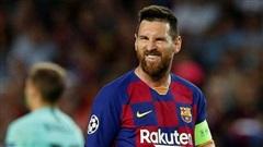 [Cập nhật] Sếp Barca bị chê là nỗi xấu hổ vì 'lươn lẹo' với Leo Messi