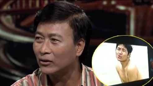 Chuyện giờ mới kể: Diễn viên Quốc Tuấn từng bị phát ban vì đóng cảnh tắm nude