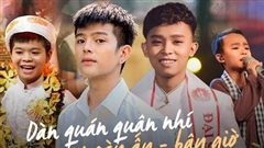 Dàn quán quân nhí ngày ấy - bây giờ: Quang Anh gây tranh cãi vì 'dao kéo', Hồ Văn Cường lột xác bên mẹ nuôi Phi Nhung